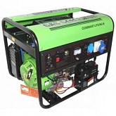 Газовый генератор Green Power CC6000 XT-NG/LPG/380 (3 фазы 5 кВт)